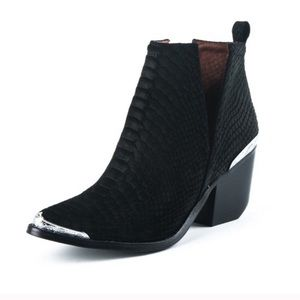 Jeffrey Campbell Cromwell boots 8